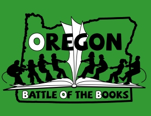 battle of the books green tshirt