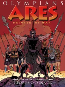 Ares-cover
