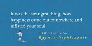 Image result for raymie nightingale