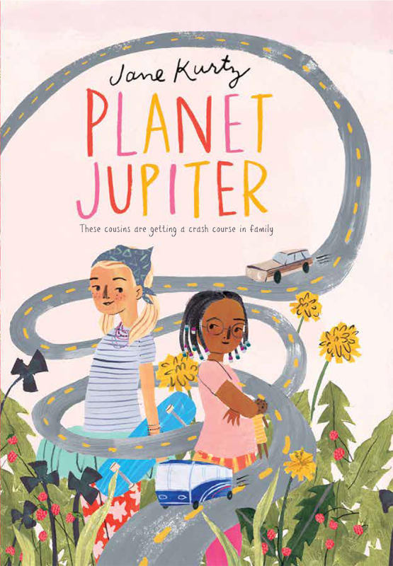 Planet Jupiter revised cover B