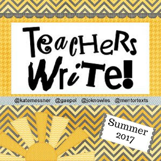 Summer2017 Teachers Write