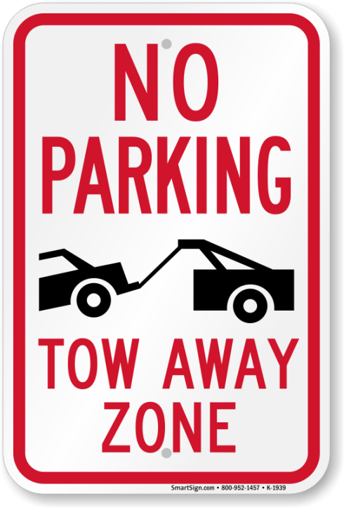 no-parking-tow-away-zone-sign-k-1939